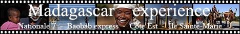 Photos et récits de voyages à Madagascar.